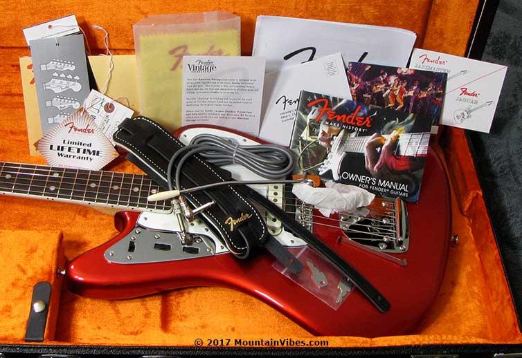 Fender American Vintage '65 Jaguar