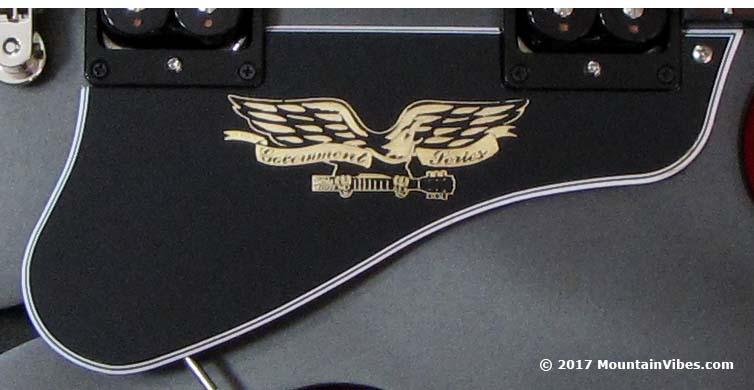 Gibson ES-335 Government Series