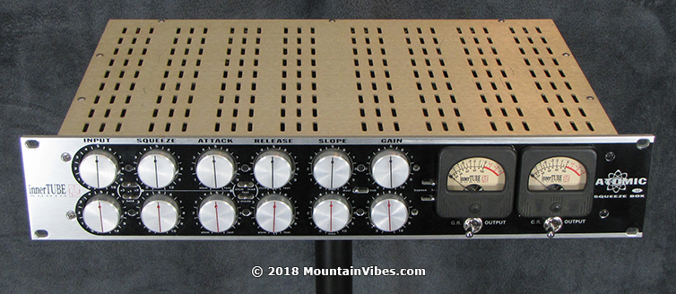 InnerTUBE Audio Atomic Squeeze Box Dual