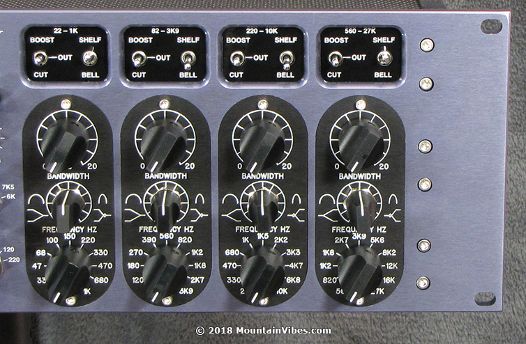 Manley Stereo Variable Mu Mastering Version