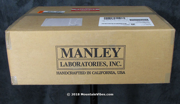 Manley Stereo Variable Mu Mastering Version