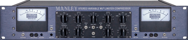 Manley Variable Mu Mastering Version