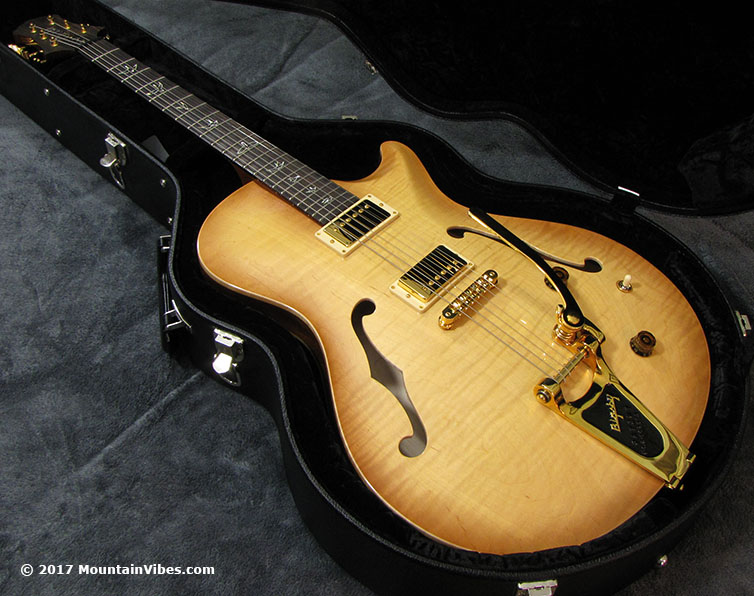 PRS Hollowbody SC-J Thinline