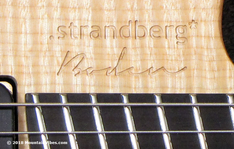 Strandberg Boden Prog 6, Like New